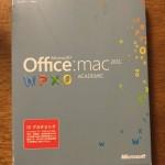 時短!とっても便利なショートカットキー Excel編(Office mac 2011)