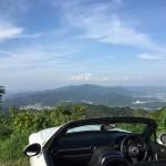 ロードスター(NC)ドライブ_三河湾スカイライン