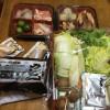 うどん本陣山田屋のうどんすきセットを食べました