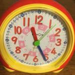 小学生の時計の勉強に苦労した話