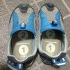 幅広、甲高の子ども(5歳)の足に合う靴について